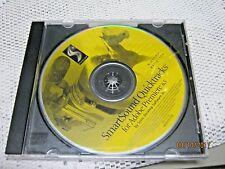 Smartsound Quicktracks for Adobe Premiere 6.5 Software 2002 Windows Macintosh