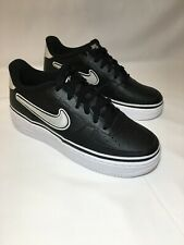 Nike Air Force 1 LV8 Sport (GS) Youth Size 6Y Black/ White AR0734 002 (B-Grade)