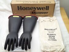 Salisbury Linemans Gloves Size 8 12 Class 2 Nice With Gb 116 Bag Nice Gk216rb