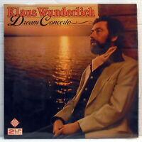 Klaus Wunderlich - Dream Concerto - vinyl 2 LP set Telefunken DKL R 100 /1/2