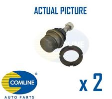 2 x NEW COMLINE FRONT LOWER SUSPENSION BALL JOINT PAIR OE QUALITY CBJ7055