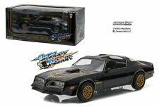 "1977 PONTIAC TRANS AM ""SMOKEY AND THE BANDIT"" MOVIE 1:24 BY GREENLIGHT 84013"