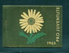 Switzerland 1963 Pro Juventute Booklet