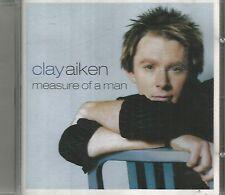 Measure of a Man by Clay Aiken (Cd, Oct-2003, Rca) pop rock American Idol