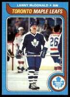 1979-80 Topps Hockey Lanny McDonald Toronto Maple Leafs #153