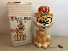 Majestic Spectacle sewing kit in box made in Japan New old stock G.I. Cat