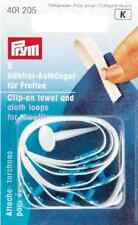 Prym Clip on Towel and Cloth Loops 5 Pack (401205)