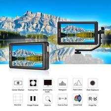 "Feelworld F6 5.7"" 4K HD 1080P 1920x1080P IPS LED Camera Field Video Monitor HDMI"