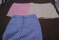 Women's Size 6 &8 Lot of Casual Skirts Michael Kors etc. Excellent Condition