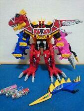 Power Rangers Dino Charge Kyoryuger DX KYORYUJIN Kyouryu Megazord BANDAI Japan