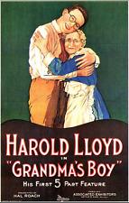 Super8 Komplettfassung - GROSSMUTTERS LIEBLING - USA 1922 - Harold Llyod