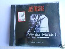cd jazz blues soul jazz masters 100 ans de jazz wynton marsalis Raro cd's cds gq