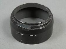 Nikon metal-geli hs-10, 52mm Klemm/schraubfassung!