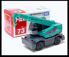 TOMICA #73 KOBELCO ROUGH TERRAIN CRANE PANTHER-X 250 TOMY 1/116 DIECAST CAR