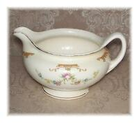 Vintage Homer Laughlin Porcelain CREAMER Old Cream Pitcher EGGSHELL NAUTILUS