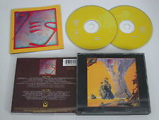 Yes/yesstory (Atco 7567-91747-2) 2xcd album