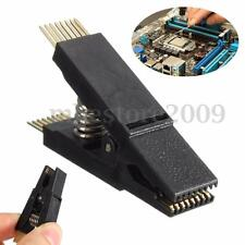 Programmer Test Clip SOIC16 SOP16 DIP16 Pin  Adapter Board IC Lead Pitch 1.27mm