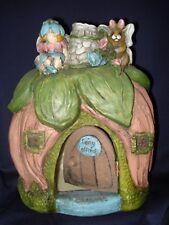 Nwt New Fairy Cottage House Fairy Garden