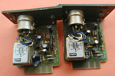 One Matched Pair TAMURA/TAMRADIO TpAs-203G 600 Ω CT : 10 KΩ Input Transformers
