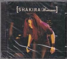 CD SHAKIRA UNPLUGGED 11 TITRES NEUF SCELLE