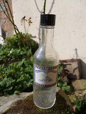 Ancien Flacon bouteille Eau de lavande Mont St Michel 1/4 de litre