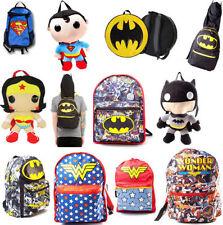 Accessoires sacs à dos noir DC pour homme