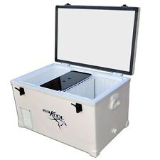 NEW evaKool 85 Litre Fibreglass Fridge Freezer - ED85 BNIB