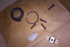 KAWASAKI OEM cylinder  bolts, c clip powerhead, intake baffle  KGT35B A2 35CC