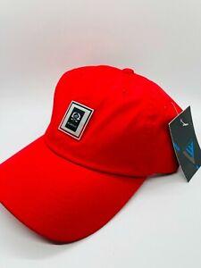 The Broadmoor Golf Club Colorado Red Adjustable Embroidered Unworn Cap Hat Rare