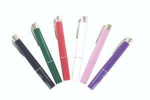 Reusable Pen Torch - Nursing, Doctors, Medical, First Aid - Colour Choice