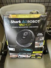 SHARK AI WIFI ROBOT VACMOP | R200WD | BLACK Brand New Wow!