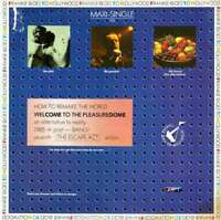 """Frankie Goes To Hollywood - Welcome To The Pleas 12"""" Vinyl Schallplatte - 152151"""