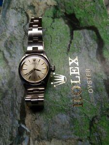 Rolex Lady Acciaio