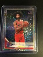 Coby White Gold Holo 2/5 Rated Rookie Bulls Mint 2019-2020 Free Next Day Air!
