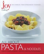 Joy of Cooking: All About Pasta & Noodles-ExLibrary, like new