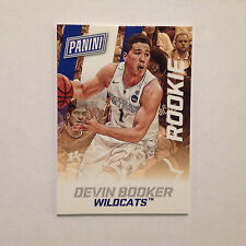 DEVIN BOOKER #39 RC Kentucky Suns THICK 100 PT 2015 2014/15 Panini National