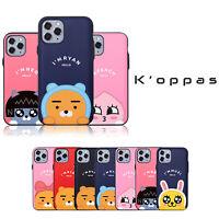 Official KAKAO FRIENDS Peekaboo Multi Card Bumper Case  For iPhone 11 Galaxy LG