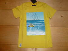 SO 16 - Catimini SPIRIT Niños Camiseta, amarillo talla 5a