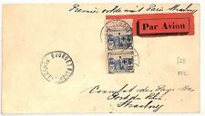 FRANCE First Flight Cover Air Mail *Bourget Airport* Strasbourg 1930 ZZ124