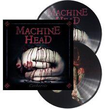 Machine Head/CATHARSIS-Limited Edition * New 2lp's BLACK COLOUR VINYL 2018