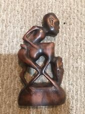 african wood carving sculpture