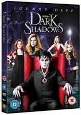 Dark Shadows DVD (2012) Johnny Depp