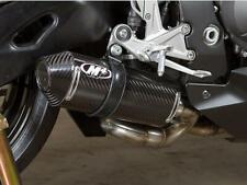 Street Slayer Carbon Fiber Slip On Exhaust M4 HO8834 For 08-16 Honda CBR1000RR