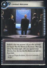 Star Trek TCG/CCG - 2nd Edition - Limited Welcome #S34