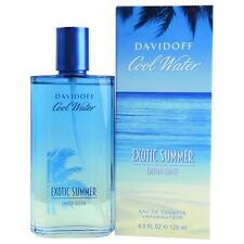 Cool Water Exotic Summer by Davidoff EDT Spray 4.2 oz Limited Edition