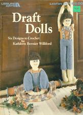 Leisure Arts - Draft Dolls - by Kathleen Bernier Williford