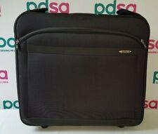 ANTLER Black 2 Wheeled Luggage With Extendable Handle - UD148