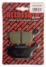 Pastiglie Accossato Posteriori Organica Honda CB600 CB 600 Hornet 2001