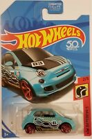 Hot Wheels - 2018 HW Daredevils 2/5 Fiat 500 (BBFRR84)