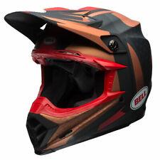Bell MX Moto-9 Flex Vice Copper / Black Motorcycle Motorbike Off Road Helmet